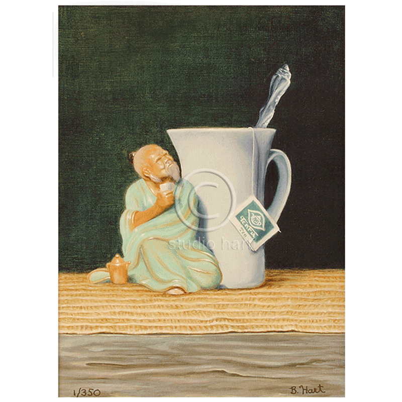 Tea Time - Unframed